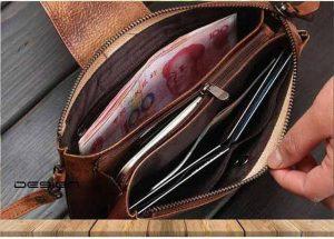دانلود رایگان کیف پول مردانه