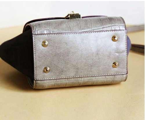 کیف چرم دست دوز زنانه