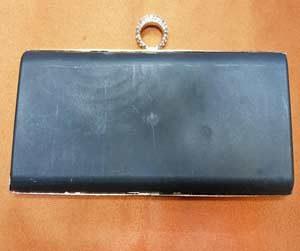 دهانه قابدار فلزی- ابزار آلات چرم