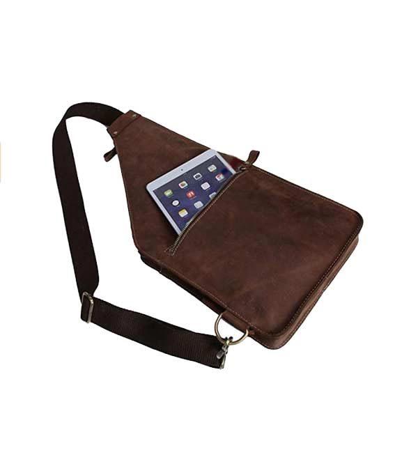 کیف کمری مردانه چرم
